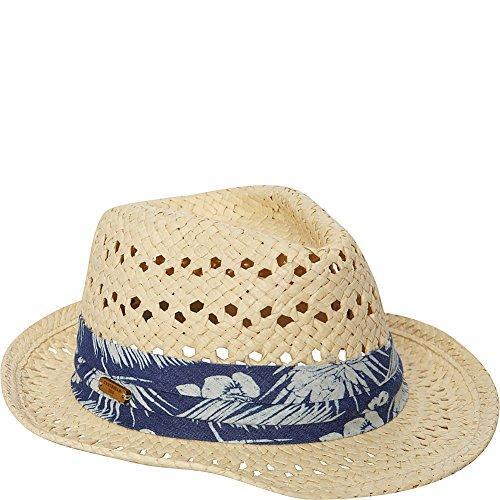 Caribbean Joe Accessories Hampton Palms Hat (One Size - Natural)