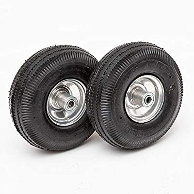 hand cart replacement wheels