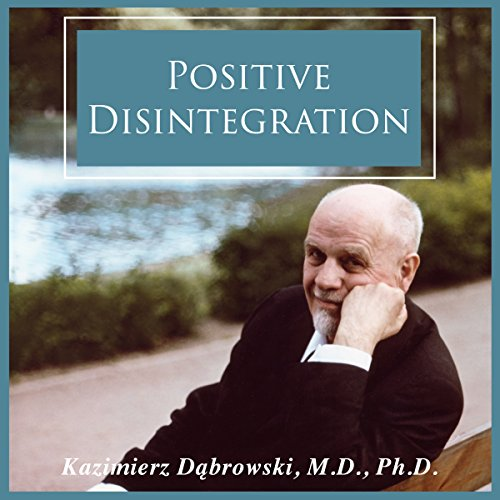 Positive Disintegration audiobook cover art