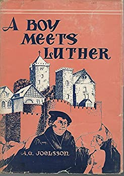 Hardcover A boy meets Luther Book