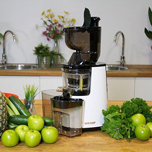 Slow Juicer für ganze Früchte Bild 5*