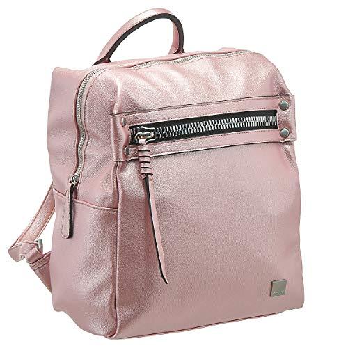 Titan Spotlight Zip Backpack 30 cm pink