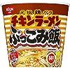 日清食品 チキンラーメン ぶっこみ飯 77g×6個
