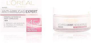 LOreal Paris Dermo Expertise Tratamiento Anti- Arrugas Expert Crema De Día Retino Péptidos +45 - 50 ml