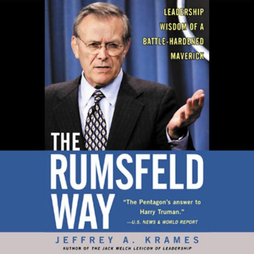 The Rumsfeld Way audiobook cover art