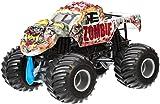 Hot Wheels Monster Jam Zombie Die-Cast Vehicle, 1:24 Scale