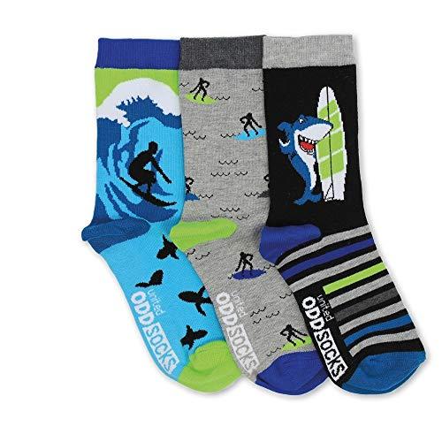United Oddsocks - Jungen Socken - Surfer - Gr. 31-38