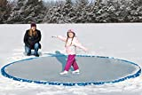 12' Inflatable Backyard Ice Rink