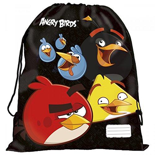Angry Birds Mini Maxi & Zaino Scuola sport, la spiaggia piscina shoes-air uscita spazio