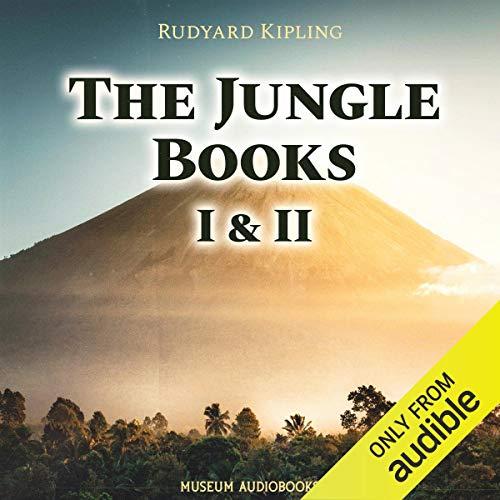 The Jungle Books I & II cover art