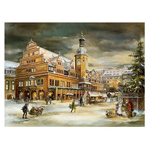 Adventskalender Leipzig Rathaus