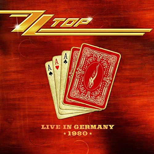 Zz Top: ZZ Top - Live In Germany 1980 (Limited 2LP+CD) [Vinyl LP] (Vinyl (Live))