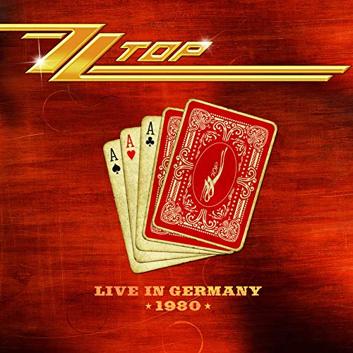 ZZ Top - Live In Germany 1980 (Limited 2LP+CD) [Vinyl LP]
