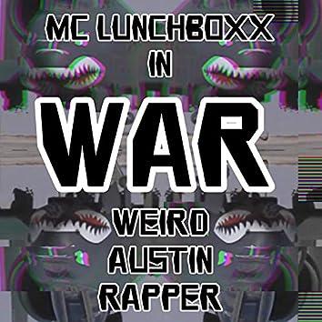WAR (Weird Austin Rapper)