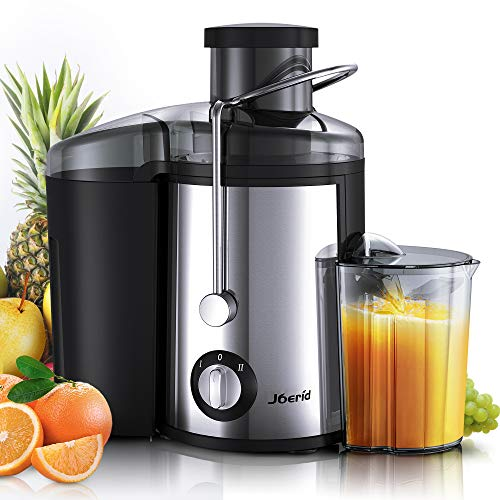 Our #3 Pick is the Joerid Centrifugal Juicer Machine