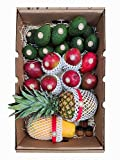 Cesta Fruta de Navidad | LOVELY WISHES