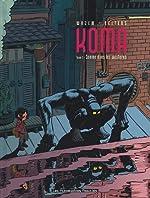 Koma, Tome 3 - Comme dans les westerns de Pierre Wazem