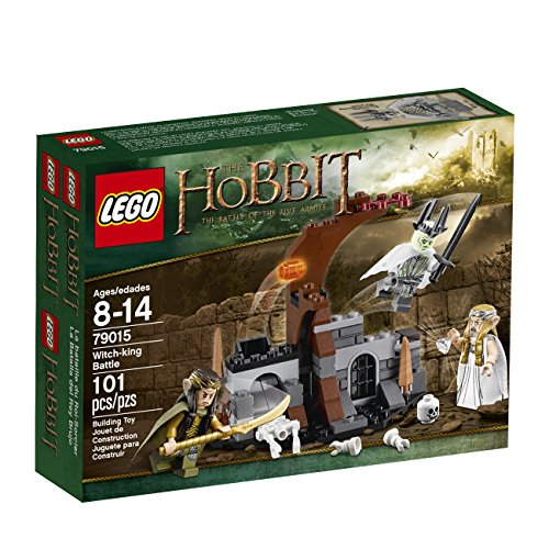 LEGO Hobbit Playset - Witch-King Battle 79015 by