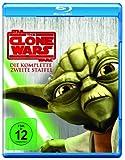 Star Wars - The Clone Wars - Staffel 2 [Francia] [Blu-ray]