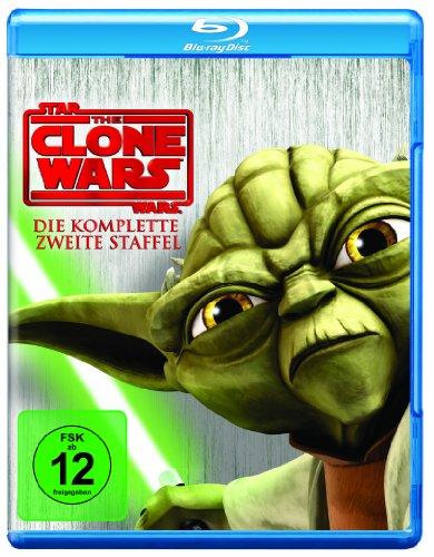 Star Wars - The Clone Wars: Staffel 2 [Blu-ray]