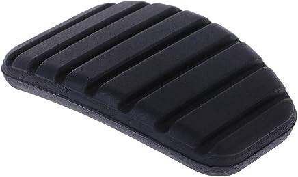 Werst - Funda de goma para pedal de freno y embrague de coche para Renault Megane