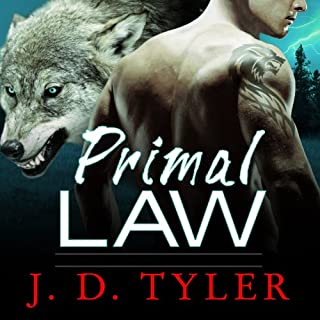 Primal Law audiobook cover art