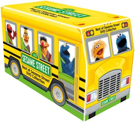 Best of Sesame Street 7 DVD Collection product image