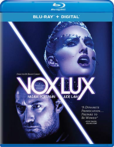 Vox Lux [Edizione: Stati Uniti] [Italia] [Blu-ray]