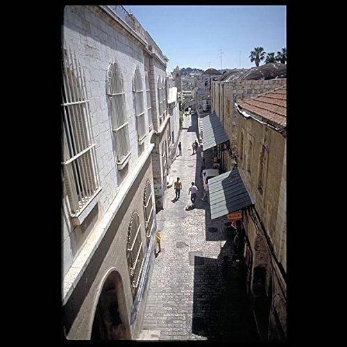 Via Dolorosa, Jeruselem cover art
