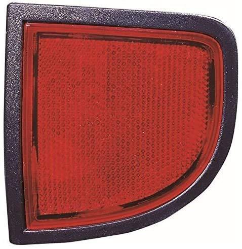 Roter Rückstrahler O/S Fahrerseite rechts L200 2006–2016
