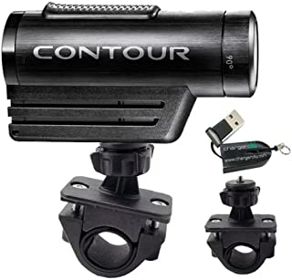 """ChargerCity Exclusive OEM 1/4"""" 20 Tripod Sports Bike Bicycle Motorcycle ATV Mount for Contour Contour HD Roam Roam2 camera..."""