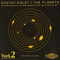 Holst: The Planets - Version for four hands at one piano; Bowen: Suites by York2 (2011-07-12)