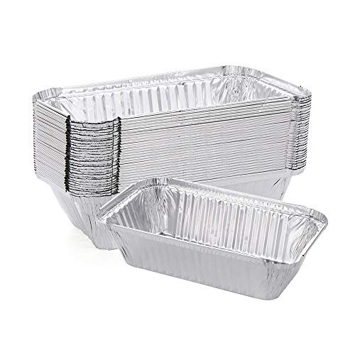 30PCS Household Kitchen Gadgets Cake Mold Toast Mould Baking Bread Pan Loaf Pan BBQ Tray Aluminum Foil Box