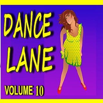 Dance Lane, Vol. 10