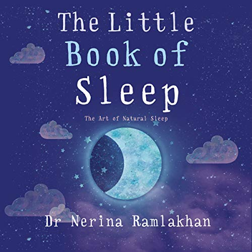 The Little Book of Sleep audiobook cover art