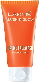 Lakme Peach Creme Face Wash 50 g