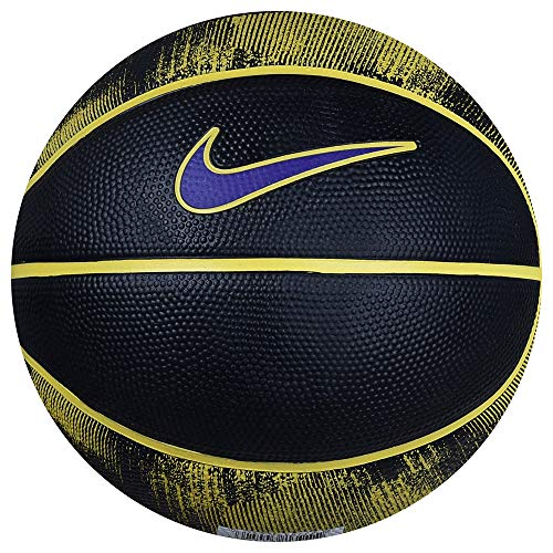 Review Of Nike Lebron Skills Mini Basketball 7 (Black)