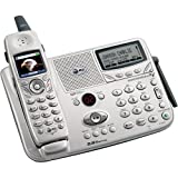 Best DSS Answering Machines - AT&T E5965C 5.8 GHz DSS Expandable Cordless Phone Review