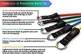 Zoom IMG-2 elastici fitness bande elastiche con