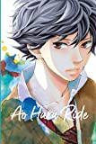 Ao Haru Ride: Writing Journals With Lined Paper, Anime Notebook, Diary Gift for Teens Girls Adults, Japanese Writing Practice Book, (6'X 9' in, 100 Pages)
