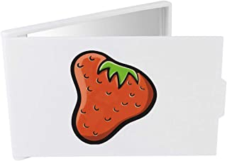'Strawberry' Compact / Travel / Pocket Makeup Mirror (CM00024197)