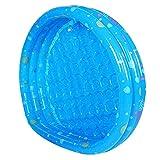 Ranvo Piscina para Niños, Piscina Inflable De Material De PVC con Bomba Pequeña para Niños con Accesorios para Niños para Nadar