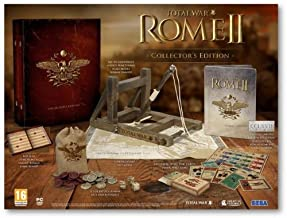 Total War Rome II 2 Limited Collector's Ed [Collector's Edition] (English Language) [Worldwide Compatible] PC Game Gamecyberstore