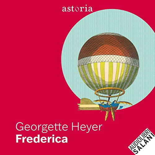 Frederica Audiobook By Georgette Heyer cover art