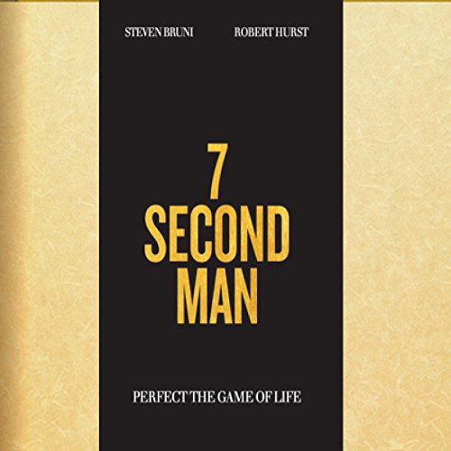 7 Second Man audiobook cover art