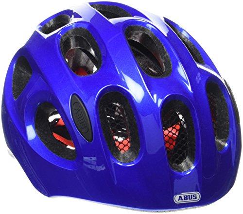 ABUS Unisex-Erwachsene YOUN-I Fahrradhelm, sparkling blue, M