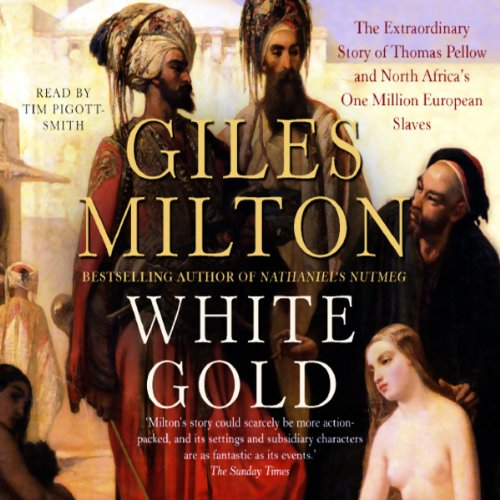 White Gold audiobook cover art