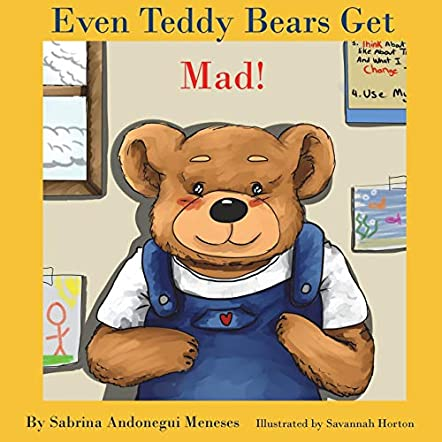 Even Teddy Bears Get Mad!