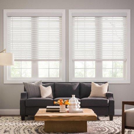 Achim Home Furnishings Deluxe Sundown G2 Cordless Motorized Window Blinds