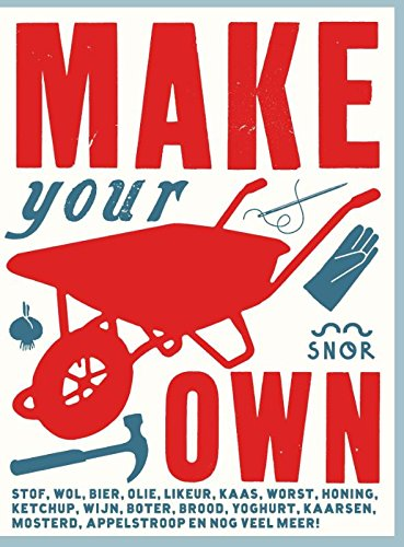 Make your own: van je eigen trui tot je eigen bier
